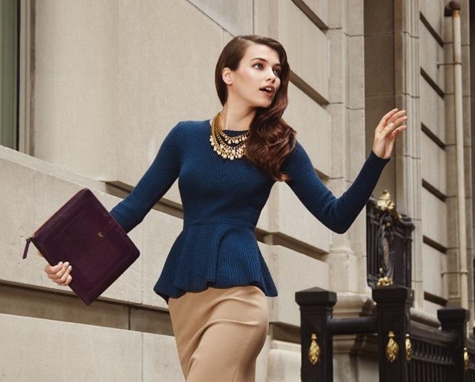 fb6a4806fd TOP 5  5 outfits de oficina para lucir como la mejor vestida