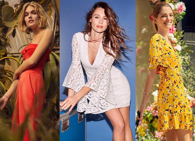 textura clara diseño superior atractivo y duradero Cuál es la ropa de moda para este verano?