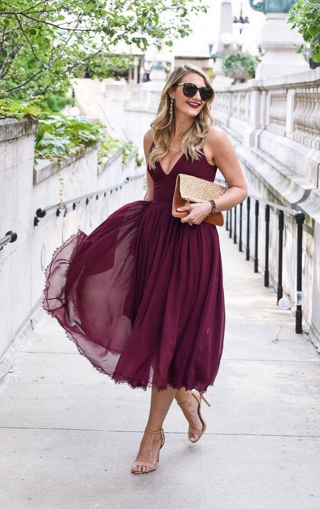Vestidos Para Una Boda De Dia Para Impactar Esta Temporada