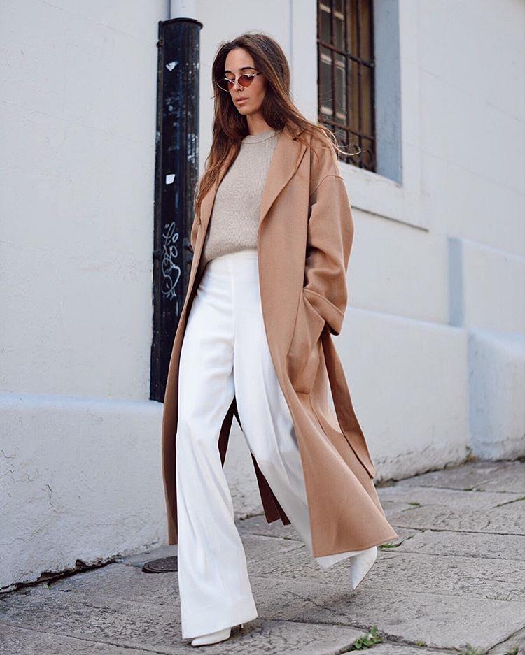0b3078d8c Lo mejor en outfits con abrigos 2019 | Historias OUTFIE
